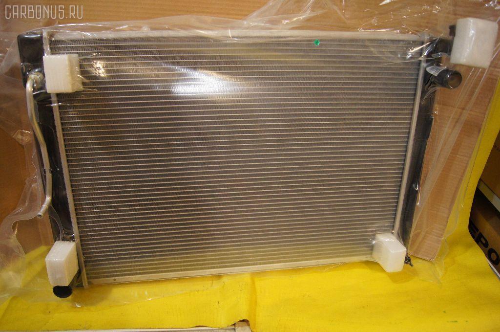 Радиатор ДВС TOYOTA ALPHARD MNH10 1MZFE. Фото 1