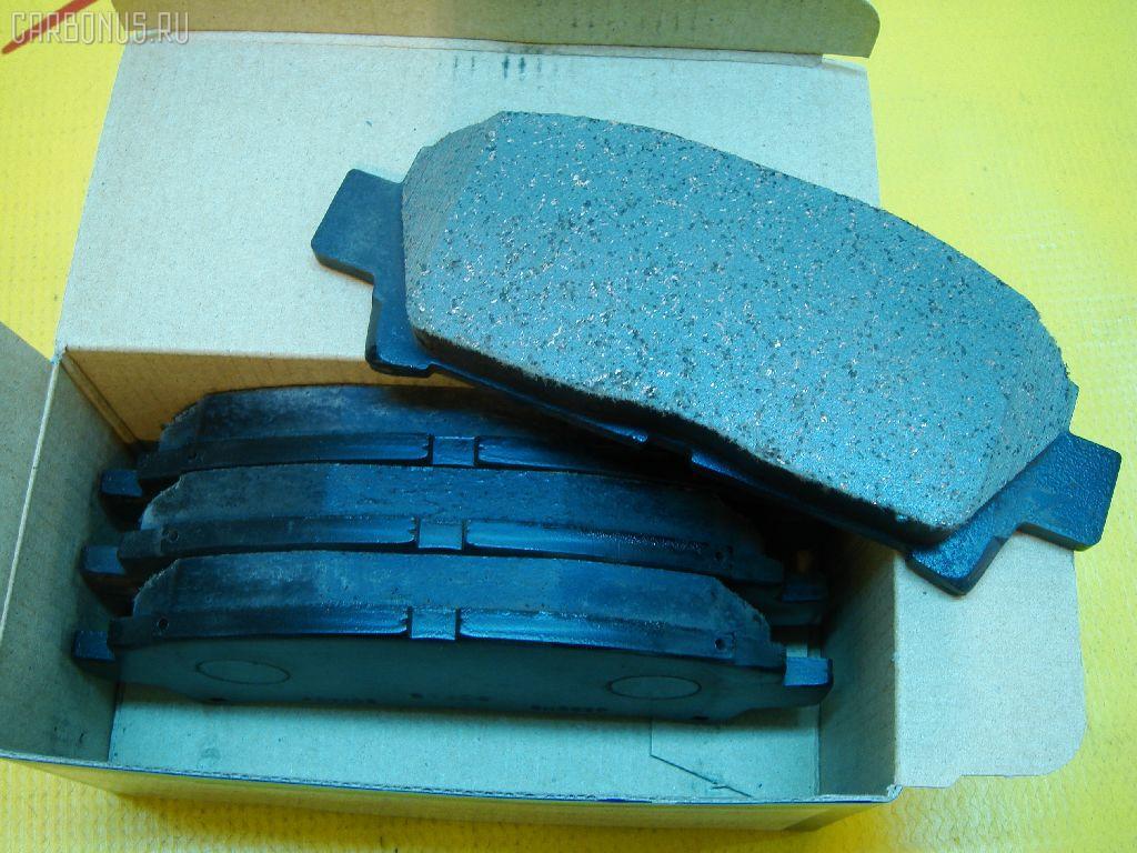 Тормозные колодки TOYOTA CARINA AT210 Фото 1