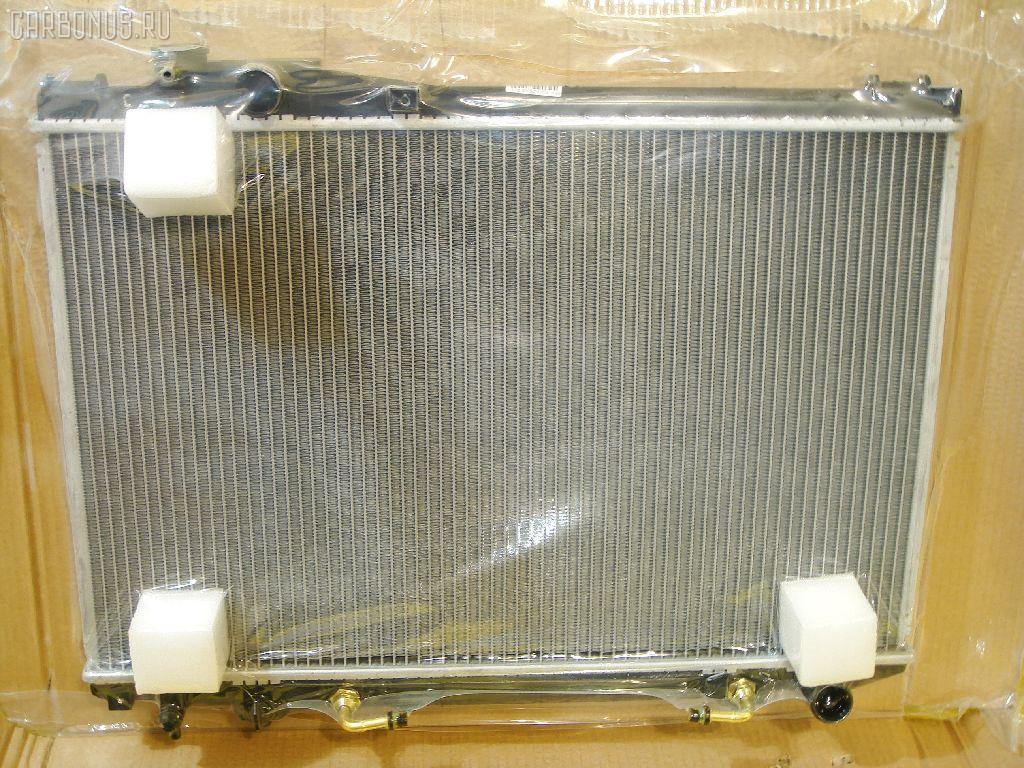 Радиатор ДВС TOYOTA CROWN JZS141 1JZ-GE. Фото 6
