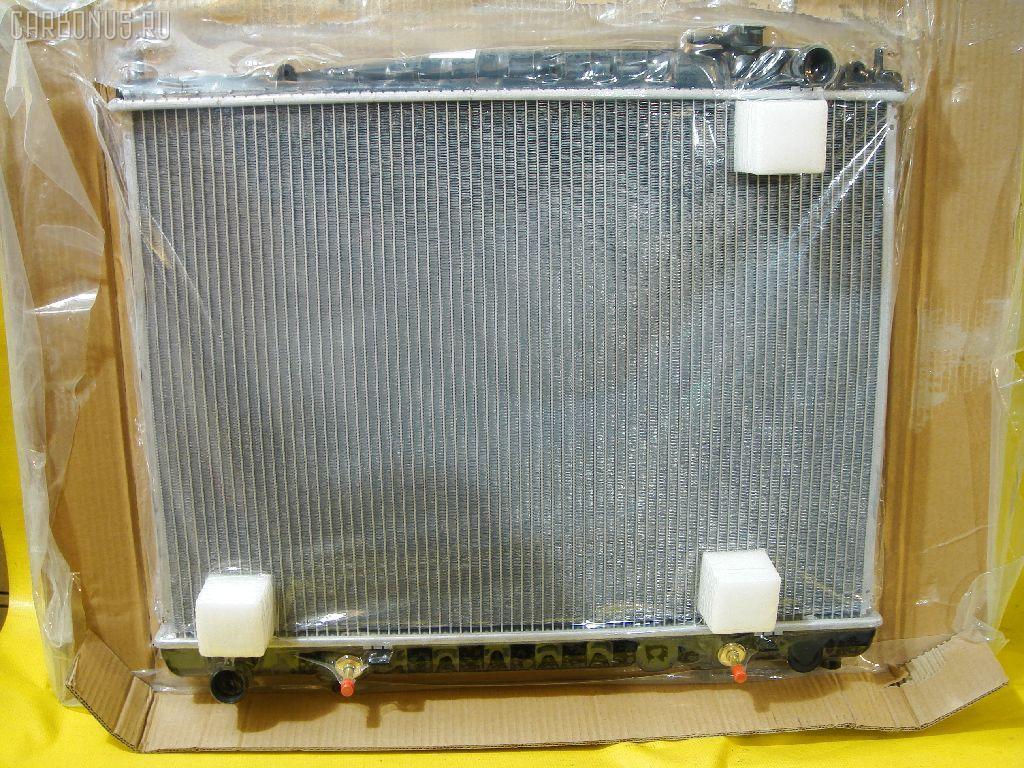 Радиатор ДВС NISSAN TERRANO RR50. Фото 1