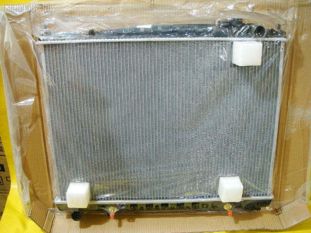 Радиатор ДВС NISSAN TERRANO RR50. Фото 2