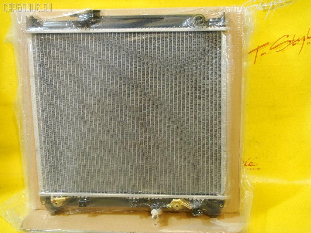Радиатор ДВС SUZUKI ESCUDO TD01W G16A. Фото 6