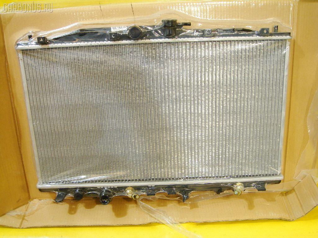 Радиатор ДВС HONDA ACCORD CL7. Фото 1