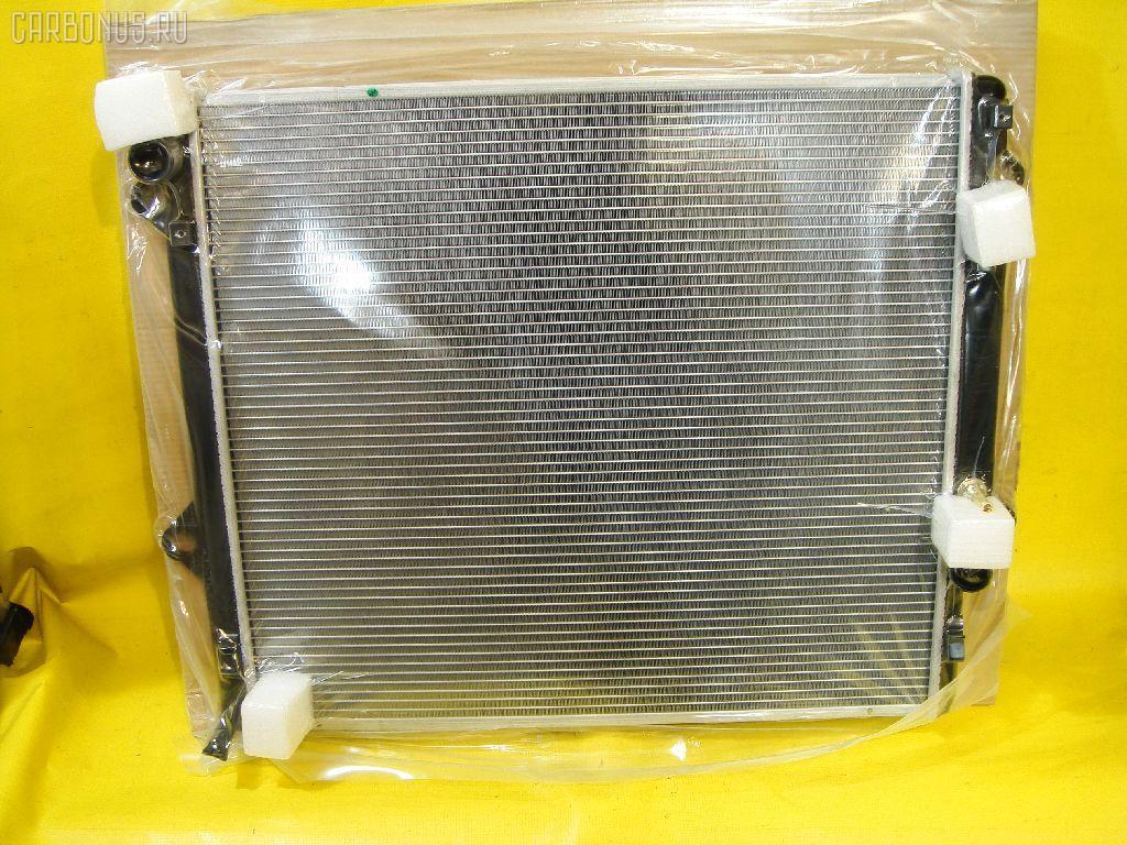 Радиатор ДВС LEXUS GX470 UZJ120L 2UZ-FE. Фото 4