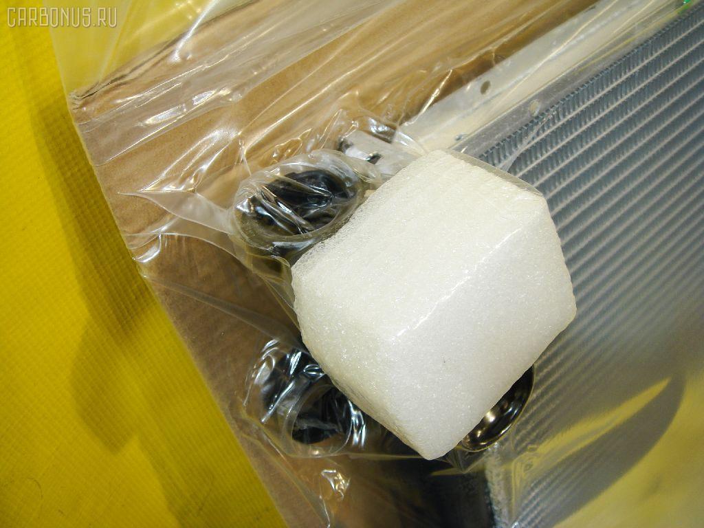 Радиатор ДВС LEXUS GX470 UZJ120L 2UZ-FE. Фото 5