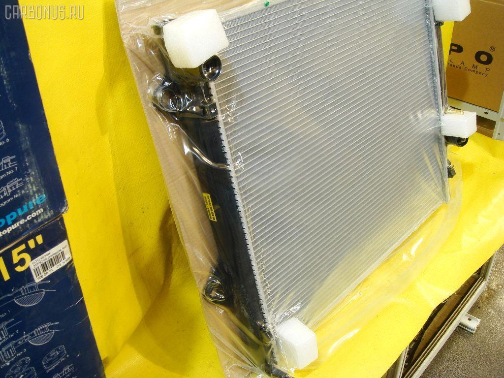 Радиатор ДВС LEXUS GX470 UZJ120L 2UZ-FE. Фото 6