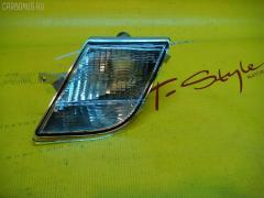 Поворотник к фаре Nissan March K12 Фото 3