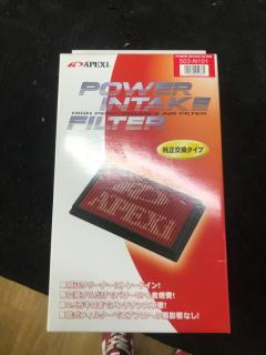 Фильтр воздушный на Nissan Serena FNC26 MR20DD APEXi 503-N101
