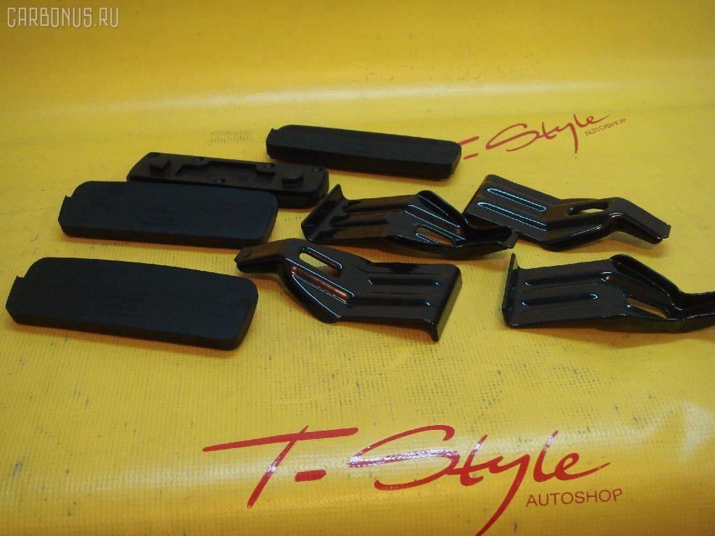 Брэкеты для базовых креплений багажников TOYOTA FIELDER CARMATE K195 Фото 1