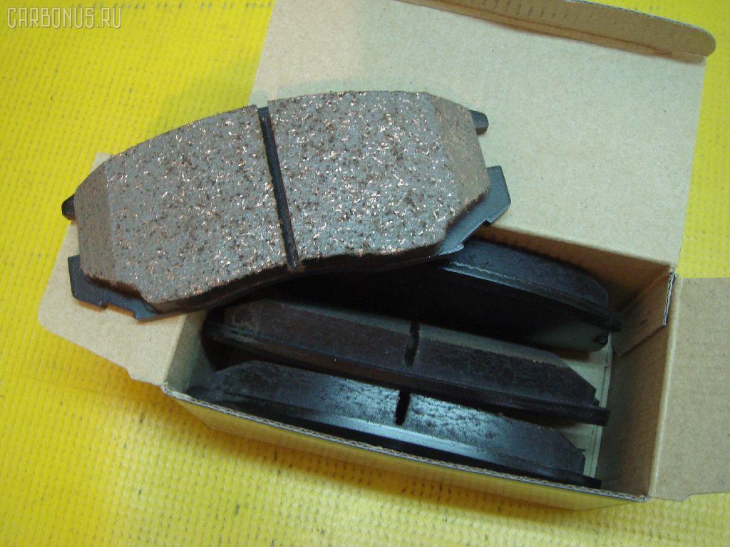 Тормозные колодки DAIHATSU TERIOS J100G. Фото 2