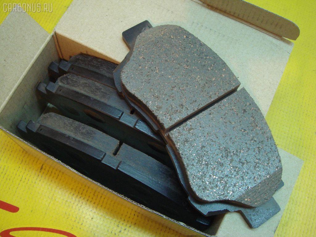 Тормозные колодки TOYOTA MARK II JZX100. Фото 4