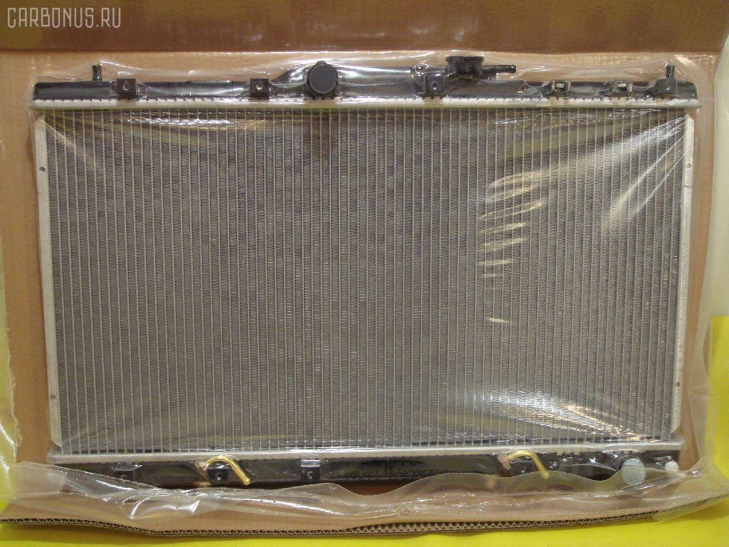 Радиатор ДВС TOYOTA CORONA CT210 2C. Фото 2