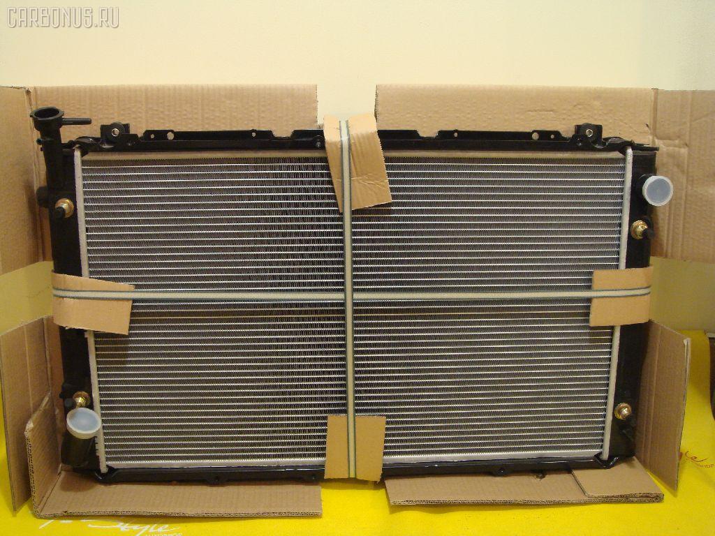 Радиатор ДВС NISSAN PATROL Y60 TD42. Фото 8