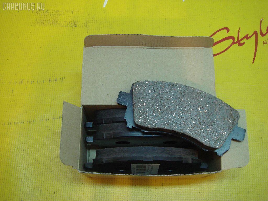 Тормозные колодки SUBARU LEGACY BH5 EJ20T. Фото 3