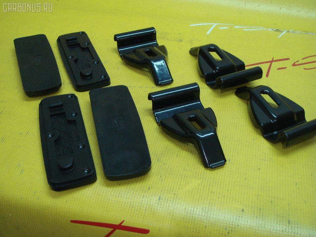 Брэкеты для базовых креплений багажников RV INNO. Фото 1