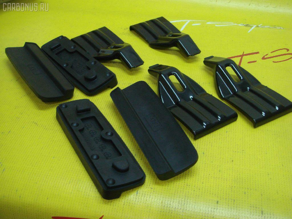 Брэкеты для базовых креплений багажников RV INNO CARMATE K262 Фото 1