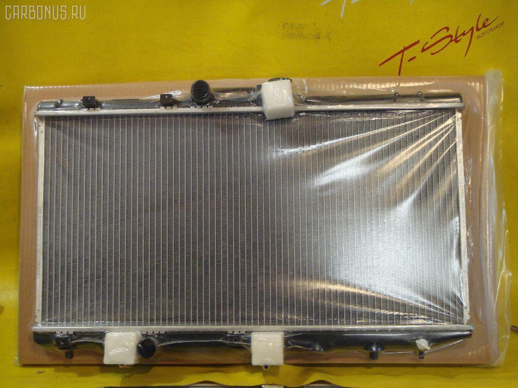 Радиатор ДВС TOYOTA COROLLA AE100. Фото 9