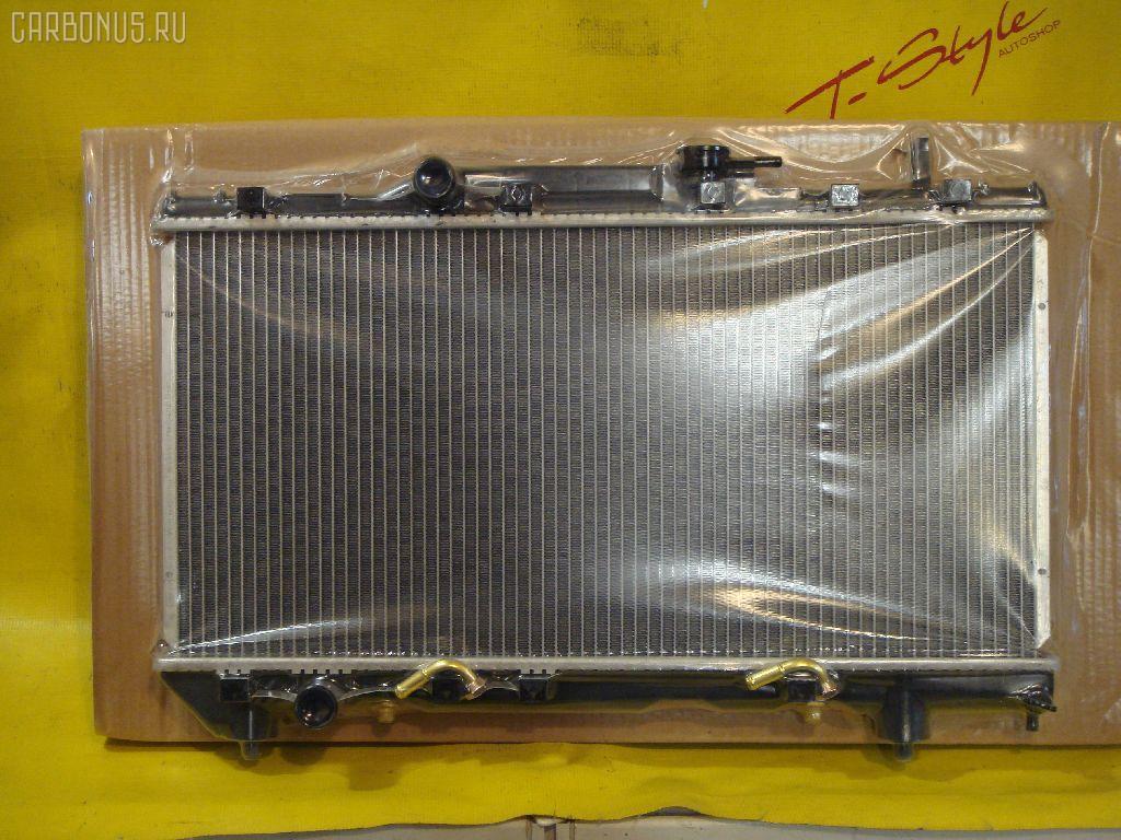 Радиатор ДВС TOYOTA CORONA AT190 5A. Фото 7