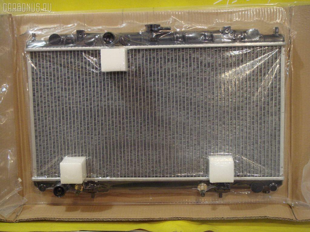 Радиатор ДВС NISSAN PRIMERA P12 QR20. Фото 6