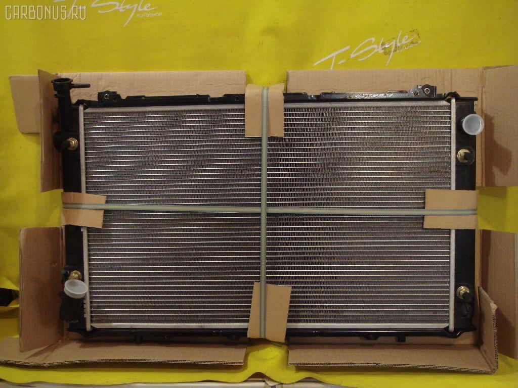 Радиатор ДВС NISSAN PATROL Y60 TD42. Фото 9