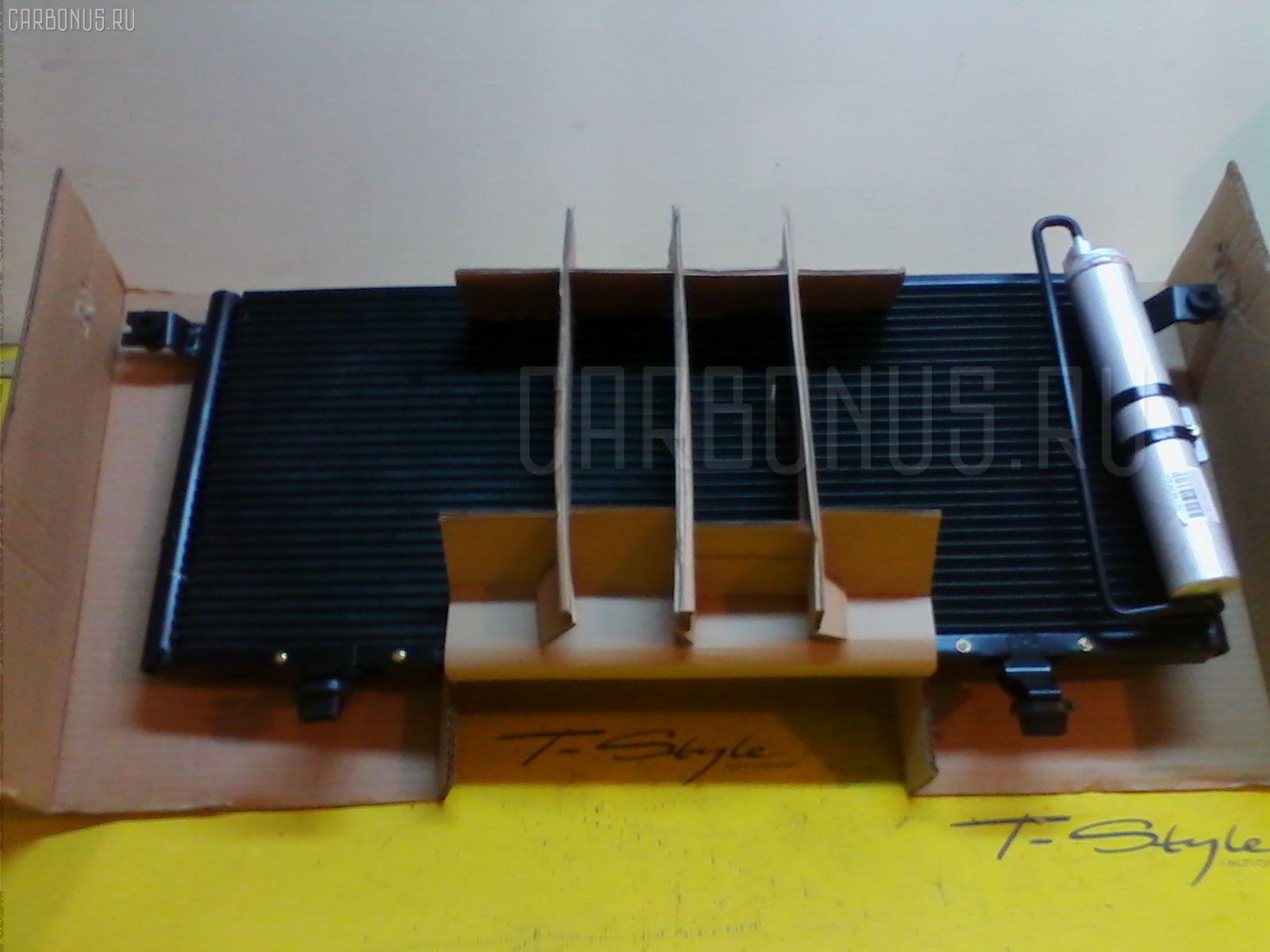 Радиатор кондиционера MITSUBISHI PAJERO IO H76W 4G93 Фото 1