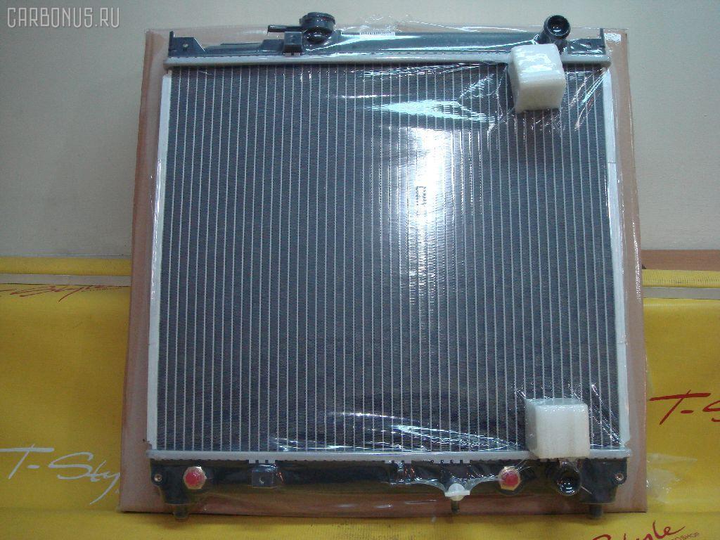 Радиатор ДВС SUZUKI ESCUDO TD01W G16A. Фото 9