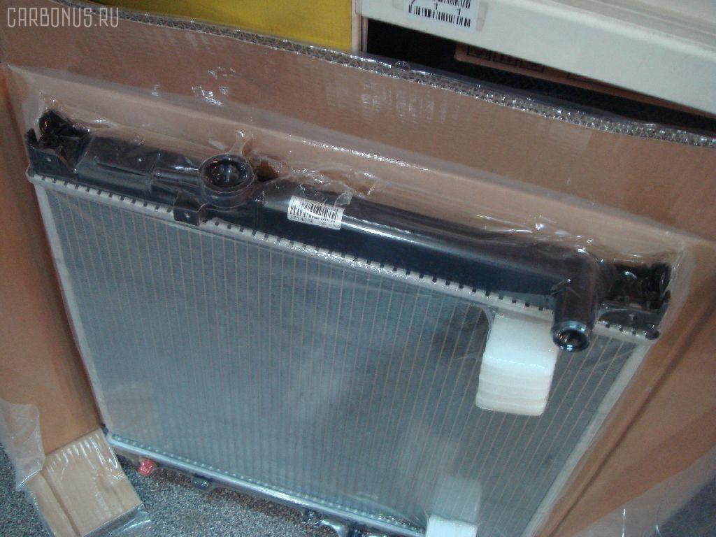 Радиатор ДВС SUZUKI ESCUDO TD01W G16A. Фото 10