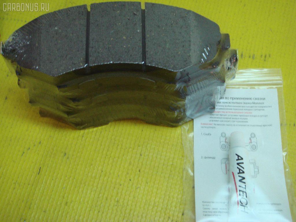 Тормозные колодки P11 Фото 2