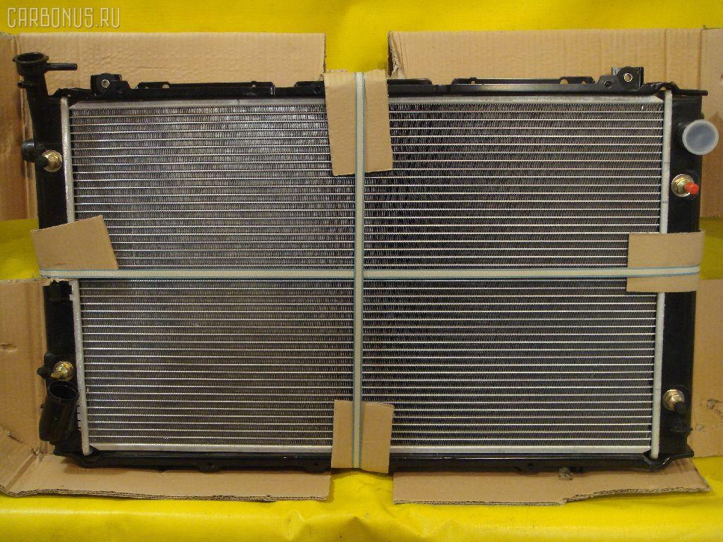 Радиатор ДВС NISSAN PATROL Y60 TD42. Фото 10