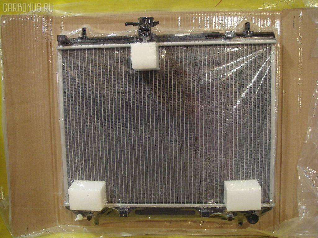 Радиатор ДВС Daihatsu Terios J200 K3 Фото 1