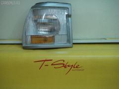 Поворотник к фаре на Toyota Hiace LH100 DEPO 26-45 212-1587L-A, Левое расположение