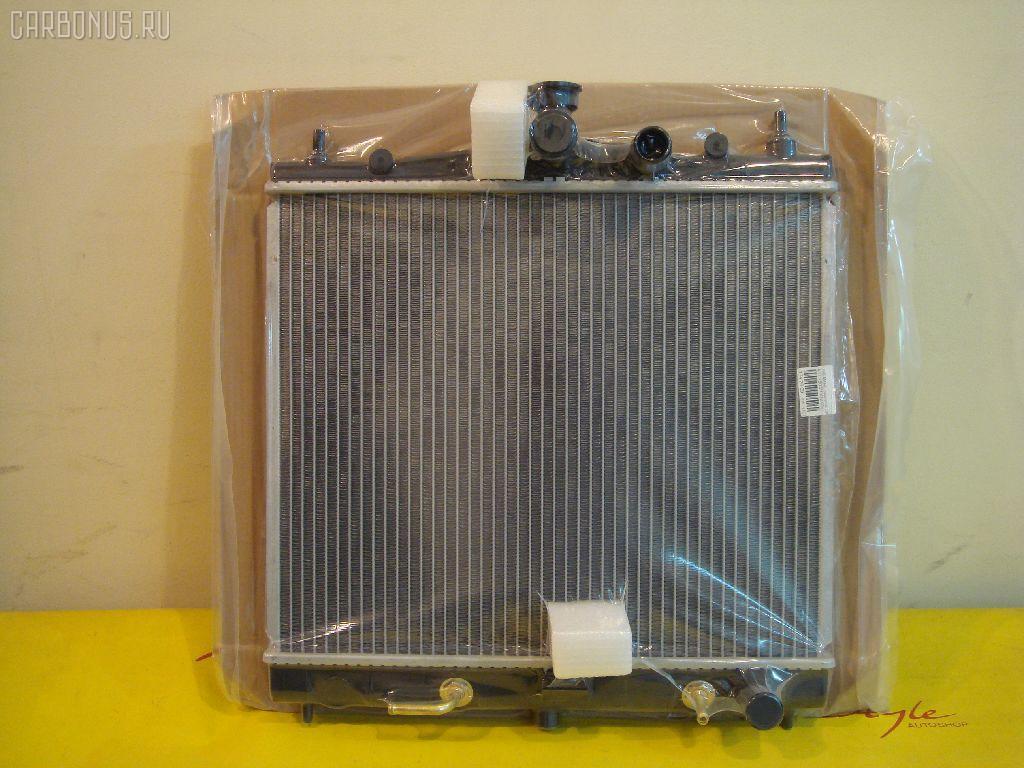 Радиатор ДВС NISSAN MARCH K12 Фото 1