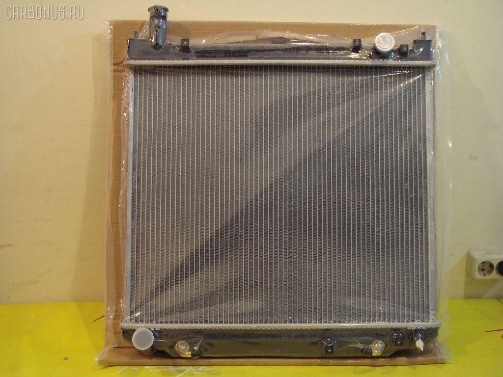 Радиатор ДВС TOYOTA GRANVIA RCH42 3RZ. Фото 1