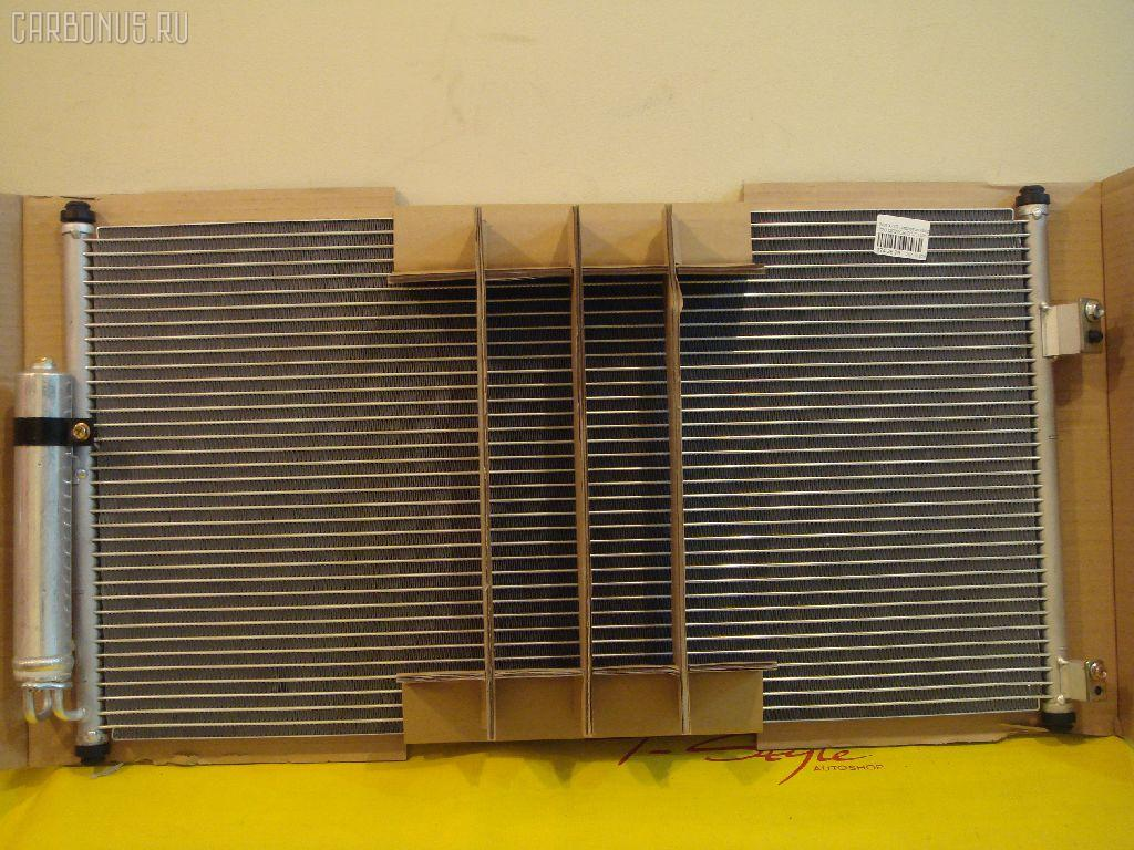Радиатор кондиционера NISSAN X-TRAIL T30 QR20DE Фото 1