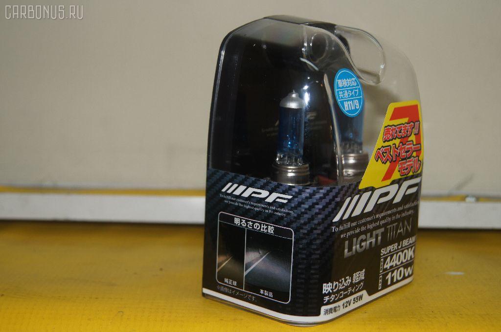 Лампочка SUPER J BEAM TI Фото 1