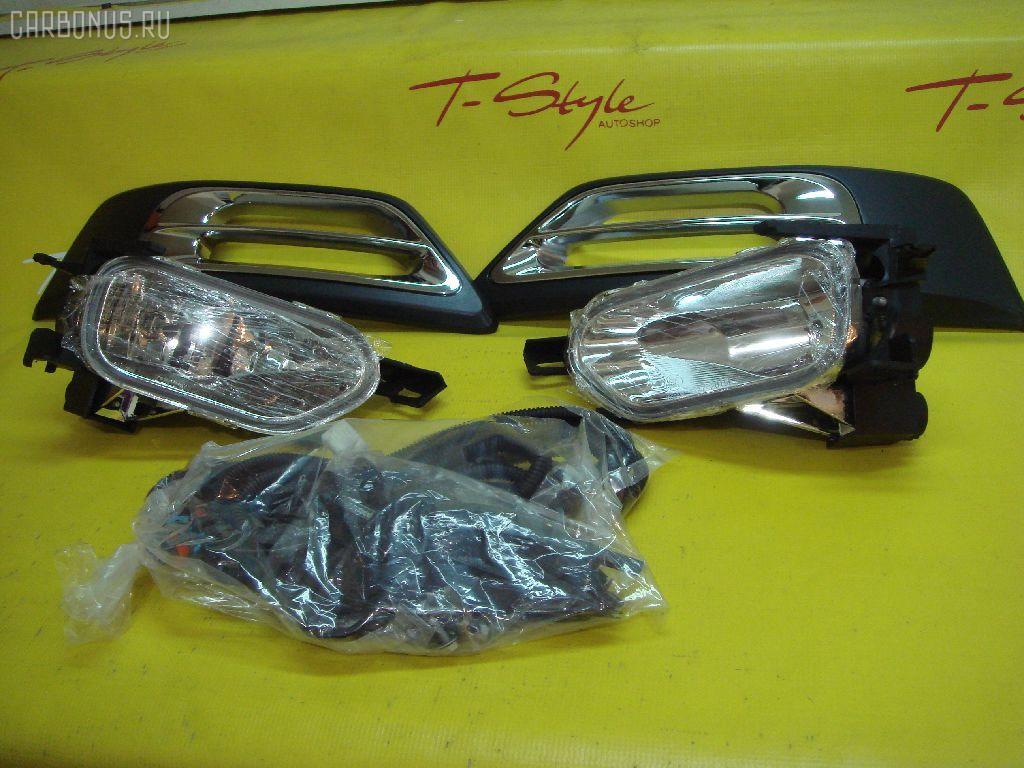 Туманка бамперная Honda Cr-v RD4 Фото 1