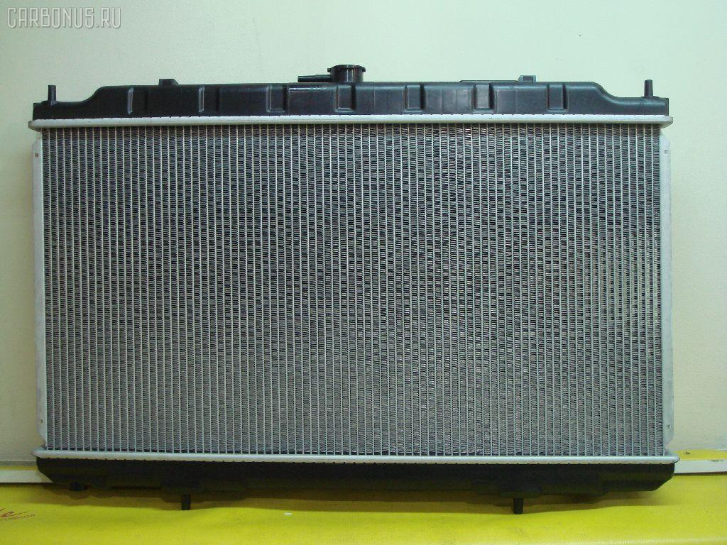 Радиатор ДВС NISSAN SUNNY B15 QG13DE