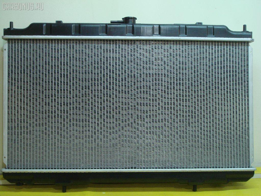 Радиатор ДВС NISSAN SUNNY B15 QG13DE. Фото 1