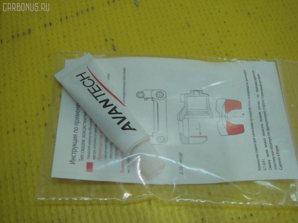 Тормозные колодки TOYOTA CORONA PREMIO ST210. Фото 4