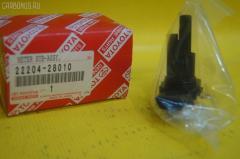 Датчик расхода воздуха на Toyota Prius ZVW30 2ZR-FXE TOYOTA 22204-28010