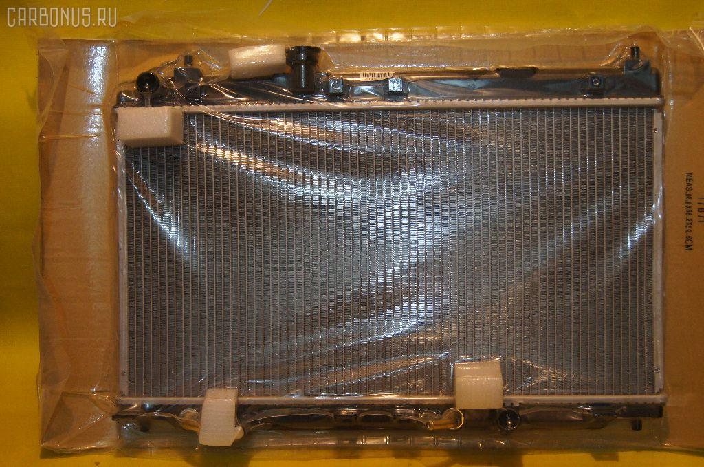 Радиатор ДВС HONDA FIT ARIA GD6 L15A Фото 1