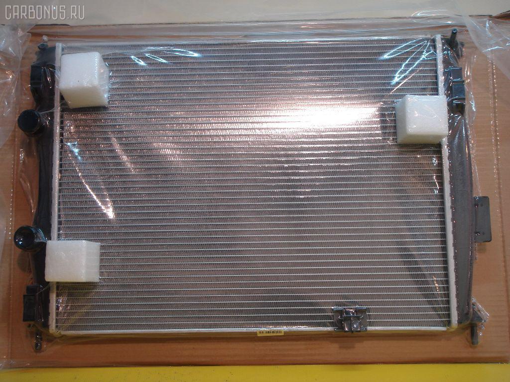 Радиатор ДВС NISSAN QASHQAI Фото 1