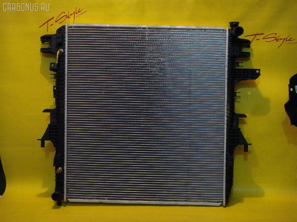 Радиатор ДВС NISSAN PATROL Фото 1