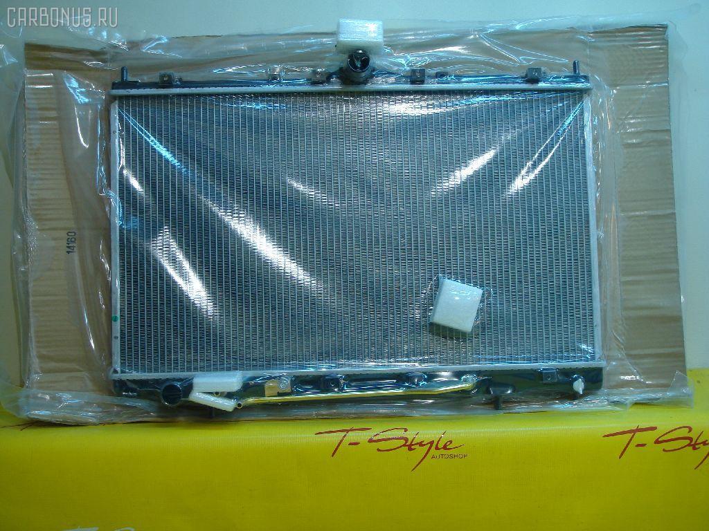 Радиатор ДВС MITSUBISHI GRANDIS NA4W 4G69 Фото 1