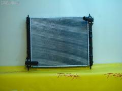 Радиатор ДВС NISSAN JUKE F15 HR16DE Фото 1