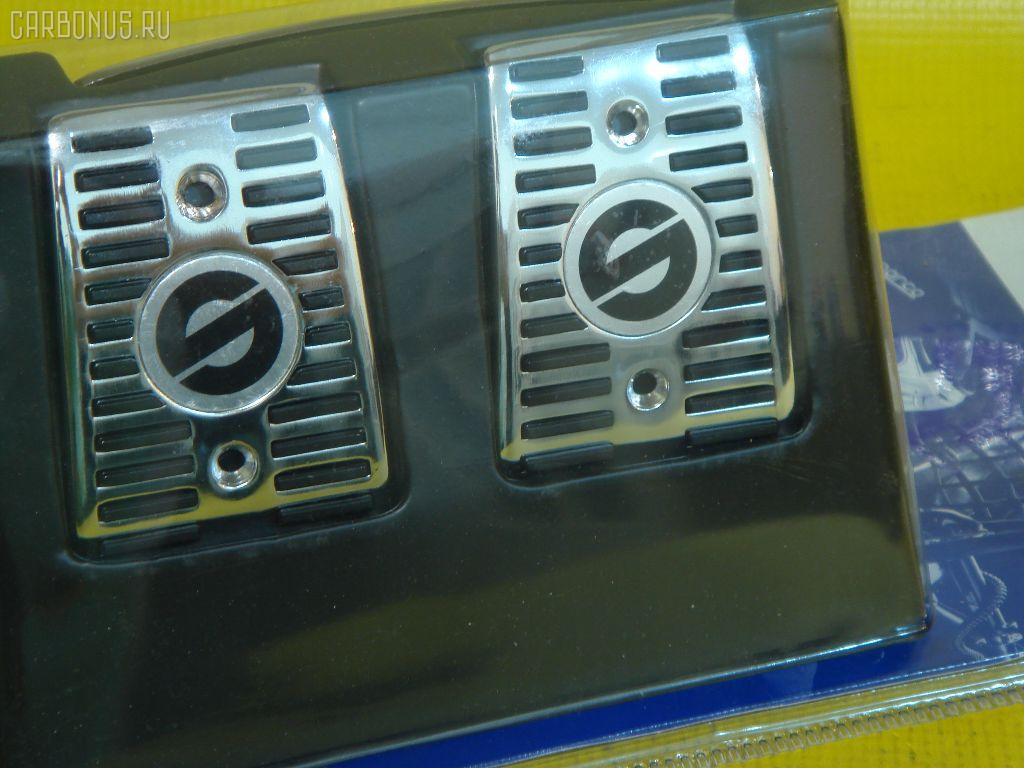 Накладка на педаль SPARCO Фото 2