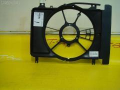 Диффузор радиатора TOYOTA IST NCP110 1NZ-FE Фото 1