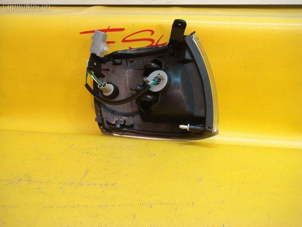 Поворотник к фаре TOYOTA CROWN GS130 Фото 1