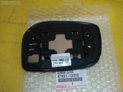 Зеркало-полотно на Toyota Corolla Axio NZE141 TOYOTA 87931-12C00, Правое расположение