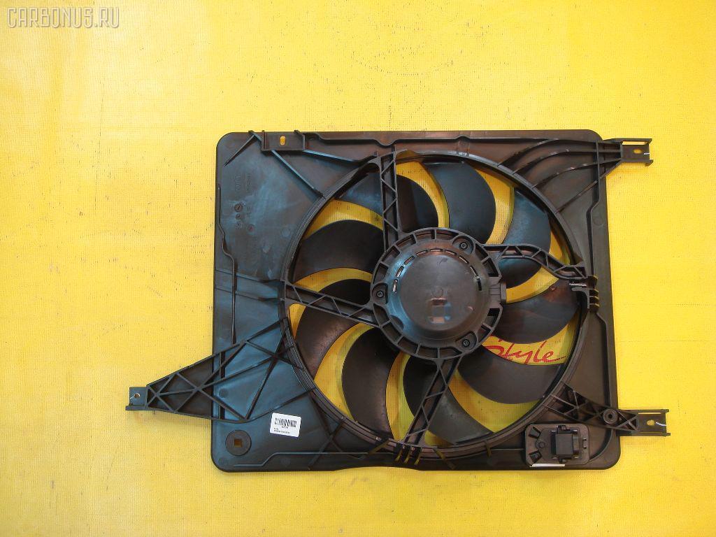 Диффузор радиатора NISSAN DUALIS J10 MR20DE Фото 2